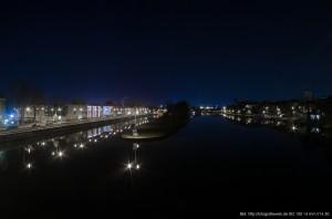 Schweinfurt bei Nacht 3